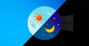 Dark mode improvements for Windows 10