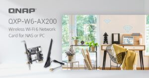 Features of this AX3000 Wi-Fi card