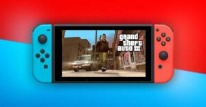 GTA 3 can now be played on Nintendo Switch without…