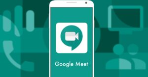 Google Meet already has noise cancellation in its Android app