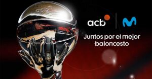 Movistar renews ACB basketball until 2023 and takes it away…