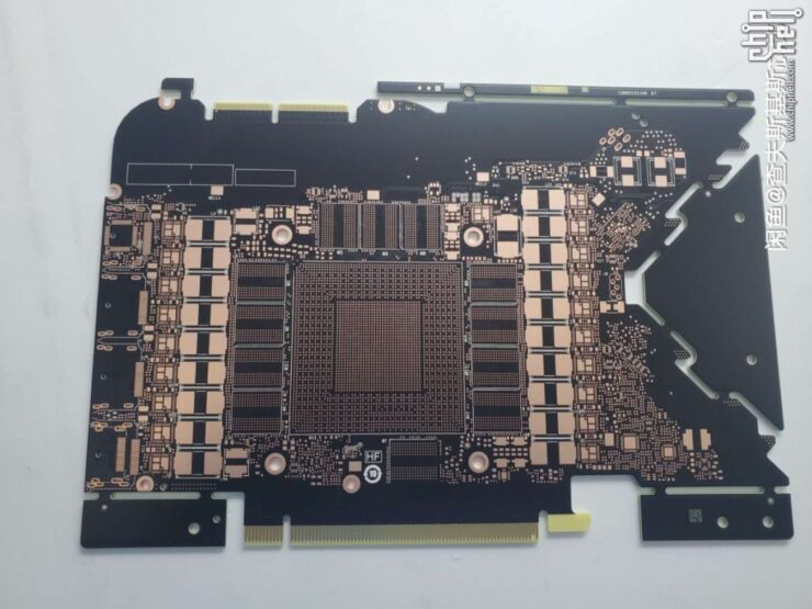 Front PCB RTX 3090