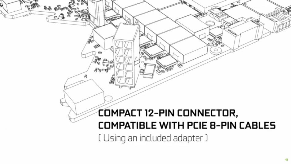 NVIDIA 12-pin connector