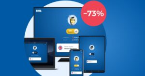 Offer at HMA VPN with 73% discount to have cheap…