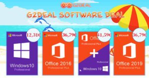 Offer genuine Windows and Microsoft Office licenses