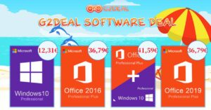 Offers in Office and Windows 10 licenses at the best…