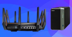 Using a router as a NAS server: Requirements and necessary…