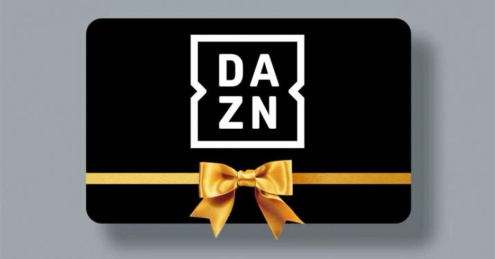 dazn gift card gift card