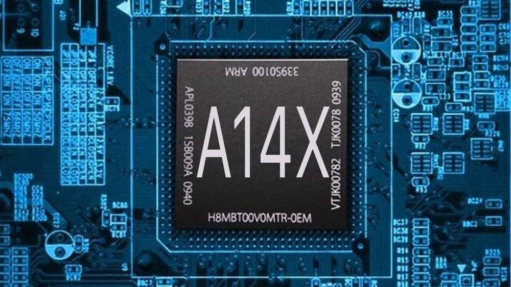 Apple A14X Processor