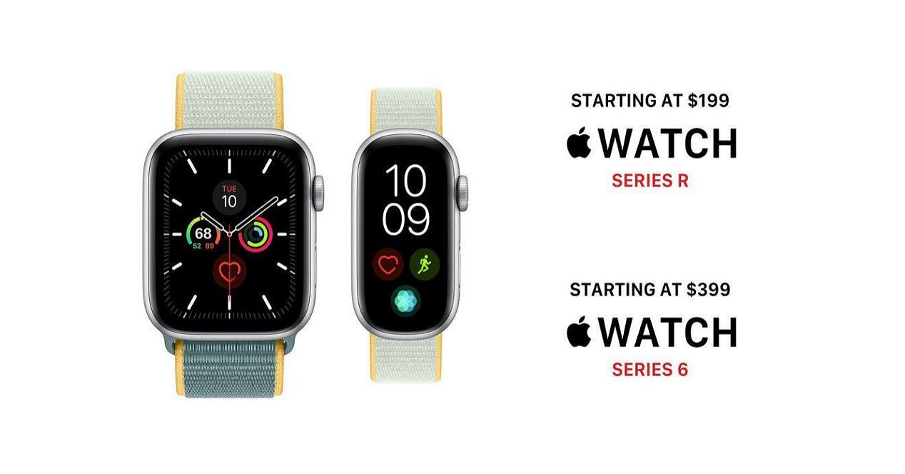 Apple Watch SE rumor
