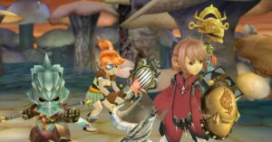 How to add friends in Final Fantasy Crystal Chronicles