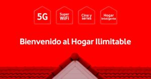 Vodafone One Unlimited Home: products, prices and conditions