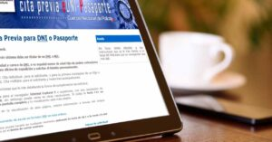 How to make an appointment online to renew your DNI