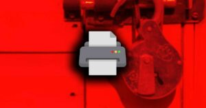 How to print a protected PDF: Unlock online
