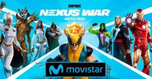 New Movistar + Living app: Fortnite on television