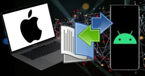 How to transfer photos from an Android mobile to Mac.…