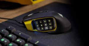 How to use an MMO mouse to improve your productivity