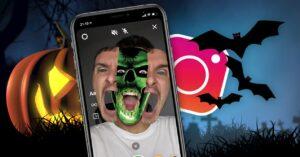 Best filters for Instagram stories on Halloween