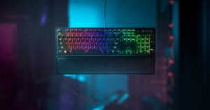 Razer Blackwidow V3, specifications and features