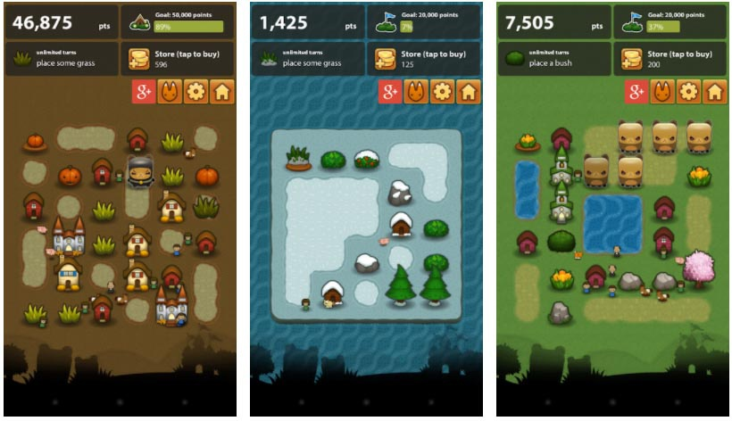 triple town games similar to candy crush