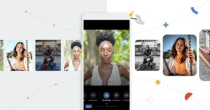 New editor for Google Photos in its latest update
