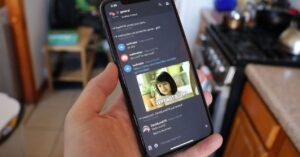 Discord, the chat app focused on the gaming world