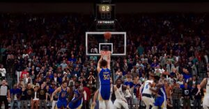 graphical differences in NBA 2K21