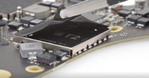 T2 chip security flaw in Mac: vulnerability and possible solution