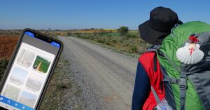 Useful apps to do the Camino de Santiago with Android