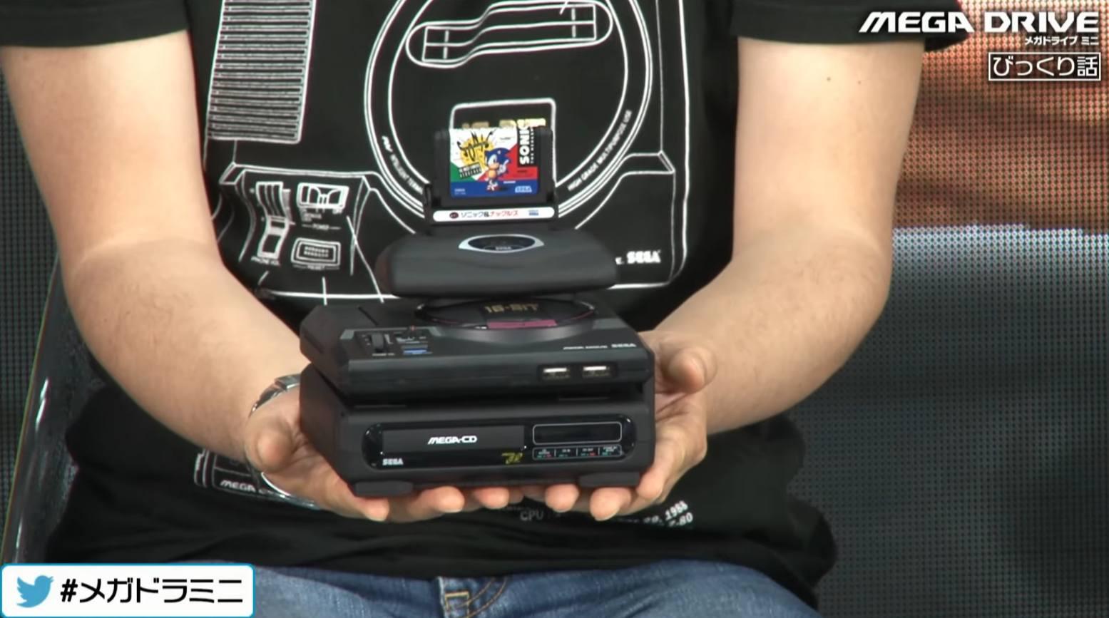 Mega Drive Mini Accessories
