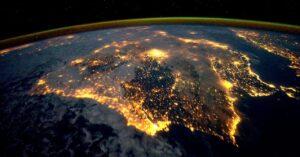 cities of Movistar, Orange, Vodafone and Yoigo