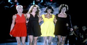 'The Supermodels', new Apple TV + series about fashion icons
