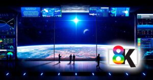 8K content for Smart TV: Mars and Olympics