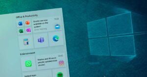 New Windows 10 appearance concept with more Fluent Design