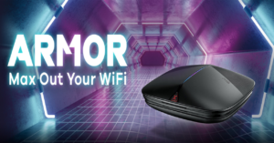 New Wi-Fi 6 router with Multigigabit and USB 3.2 ports