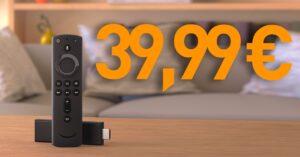 Fire TV Stick 4K offer for Prime Day 2020: historical…