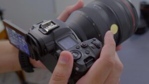 How to Improve Dissipation Canon EOS R5 and Record 8K…