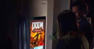 They play DOOM Eternal in a fridge thanks to xCloud