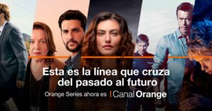 Canal Orange, new name of the channel Orange Series in…