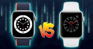 Comparison Apple Watch SE and Apple Watch Series 3, which…