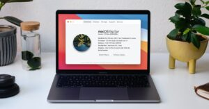 MacOS 11 Big Sur Beta 10. Now available for developers