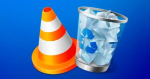 How to delete playing history in VLC