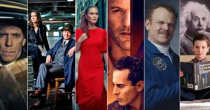 New in Movistar +: series and premiere films