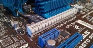 What are and how do the PCIe lanes on your…