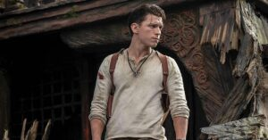 First images of Tom Holland as Nathan Drake in Uncharted