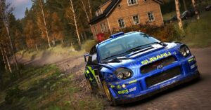 Rally games to download from the Play Store