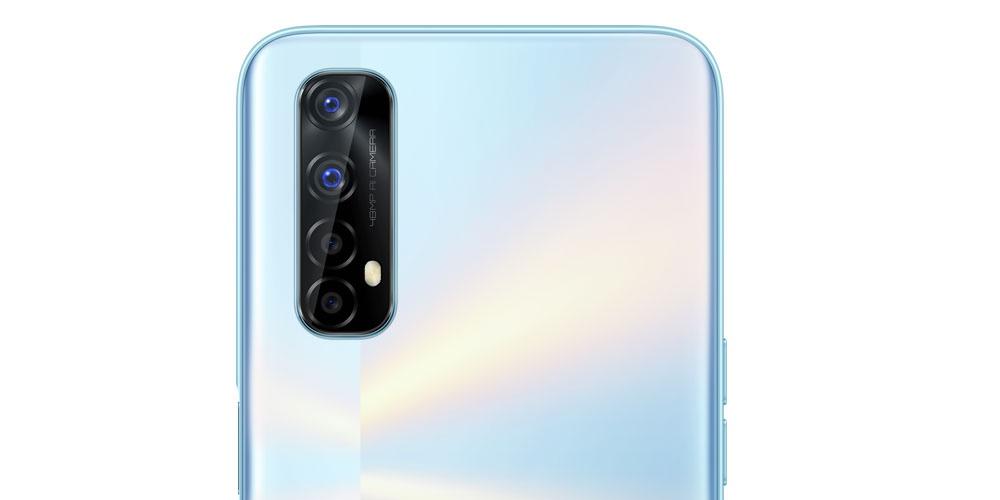 Realme 7 phone rear camera