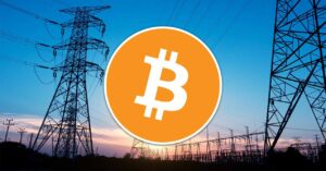 How much electricity does an online payment through Bitcoin consume?