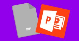 How to add a GIF file to a PowerPoint presentation