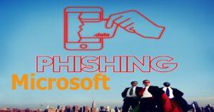 Microsoft is the main target of online phishing attacks